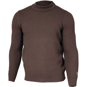Ivanhoe of Sweden ECO Ash Crewneck Pullover Heren, dark khaki